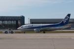 木人さんが、那覇空港で撮影したANAウイングス 737-5L9の航空フォト(写真)