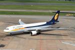 JA753Aさんが、シンガポール・チャンギ国際空港で撮影したジェットエアウェイズ A330-202の航空フォト(写真)