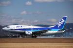 wish-blueさんが、高知空港で撮影した全日空 737-54Kの航空フォト(写真)