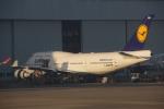 JA8037さんが、台湾桃園国際空港で撮影したルフトハンザドイツ航空 747-430の航空フォト(写真)