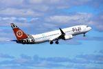 まいけるさんが、シドニー国際空港で撮影したフィジー・エアウェイズ 737-86Jの航空フォト(写真)