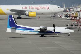 yabyanさんが、中部国際空港で撮影したエアーセントラル 50の航空フォト(写真)