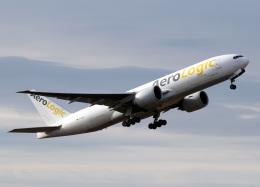 voyagerさんが、成田国際空港で撮影したエアロ・ロジック 777-FZNの航空フォト(飛行機 写真・画像)