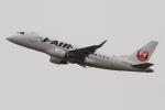 A-Chanさんが、福岡空港で撮影したジェイ・エア ERJ-170-100 (ERJ-170STD)の航空フォト(写真)