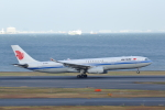 prado120さんが、羽田空港で撮影した中国国際航空 A330-343Xの航空フォト(写真)