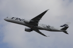 DBACKさんが、成田国際空港で撮影したフィンエアー A350-941XWBの航空フォト(写真)