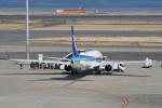 神宮寺ももさんが、羽田空港で撮影した全日空 737-881の航空フォト(写真)