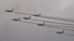 SVMさんが、岐阜基地で撮影した航空自衛隊 T-4の航空フォト(写真)
