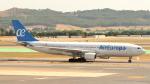 誘喜さんが、マドリード・バラハス国際空港で撮影したエア・ヨーロッパ A330-202の航空フォト(写真)