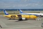 木人さんが、那覇空港で撮影した全日空 777-281/ERの航空フォト(写真)