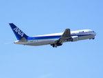 アイスコーヒーさんが、成田国際空港で撮影した全日空 767-381/ERの航空フォト(写真)