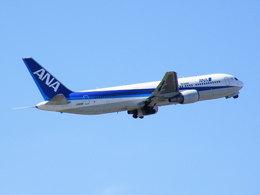 アイスコーヒーさんが、成田国際空港で撮影した全日空 767-381/ERの航空フォト(飛行機 写真・画像)