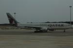 ちゅういちさんが、バルセロナ空港で撮影したカタール航空 A330-202の航空フォト(写真)