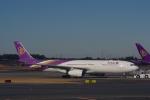 JA8037さんが、成田国際空港で撮影したタイ国際航空 A330-343Xの航空フォト(写真)