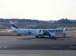 よんすけさんが、成田国際空港で撮影したフィンエアー A350-941XWBの航空フォト(写真)