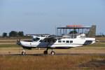 kumagorouさんが、仙台空港で撮影した共立航空撮影 208B Grand Caravanの航空フォト(飛行機 写真・画像)