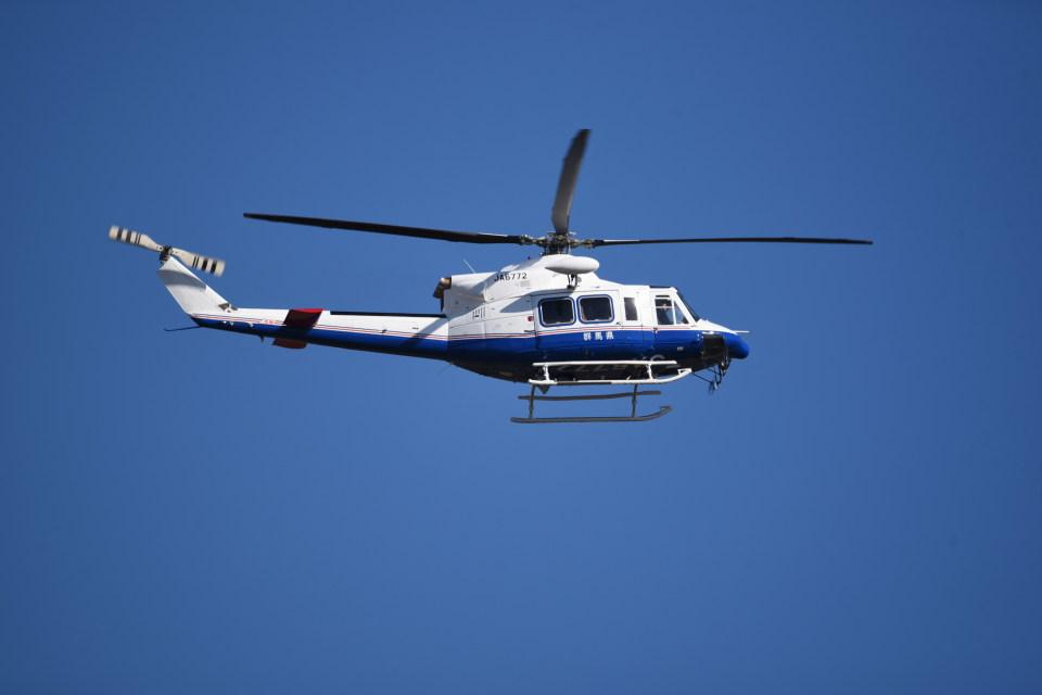 kumagorouさんのティー・エム・シー・インターナショナル Bell 412 (JA6772) 航空フォト