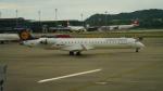 lufthansa9919さんが、チューリッヒ空港で撮影したルフトハンザ・シティライン CL-600-2D24 Regional Jet CRJ-900LRの航空フォト(写真)