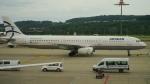 lufthansa9919さんが、チューリッヒ空港で撮影したエーゲ航空 A321-231の航空フォト(写真)