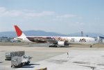 yanaさんが、福岡空港で撮影した日本航空 777-346の航空フォト(写真)