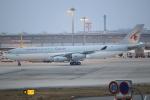 キイロイトリ1005fさんが、関西国際空港で撮影したカタールアミリフライト A340-211の航空フォト(写真)