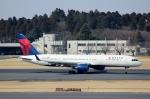 ハピネスさんが、成田国際空港で撮影したデルタ航空 757-26Dの航空フォト(飛行機 写真・画像)