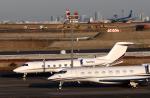 チャーリーマイクさんが、羽田空港で撮影したNJI SALES INC G350/G450の航空フォト(写真)