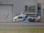 ジャンクさんが、東京ヘリポートで撮影したオールニッポンヘリコプター EC135T2の航空フォト(写真)