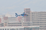Orange linerさんが、福岡空港で撮影した福岡県警察 EC135P2+の航空フォト(写真)