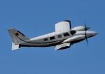 じーく。さんが、那覇空港で撮影した北日本航空 PA-34-220T Seneca Vの航空フォト(飛行機 写真・画像)