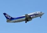 じーく。さんが、那覇空港で撮影したANAウイングス 737-5L9の航空フォト(飛行機 写真・画像)
