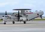 じーく。さんが、那覇空港で撮影した航空自衛隊 E-2C Hawkeyeの航空フォト(写真)