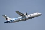 nairobi1971さんが、スワンナプーム国際空港で撮影したバンコクエアウェイズ ATR-72-600の航空フォト(写真)