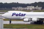 SOMAさんが、成田国際空港で撮影したポーラーエアカーゴ 747-46NF/SCDの航空フォト(写真)