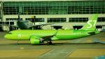 やまちゃんさんが、仁川国際空港で撮影したS7航空 A320-271Nの航空フォト(写真)