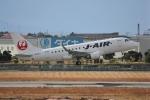 だいまる。さんが、松山空港で撮影したジェイ・エア ERJ-170-100 (ERJ-170STD)の航空フォト(写真)