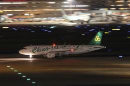 MA~RUさんが、羽田空港で撮影した春秋航空 A320-214の航空フォト(飛行機 写真・画像)