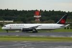 セブンさんが、成田国際空港で撮影したエア・カナダ 787-9の航空フォト(飛行機 写真・画像)