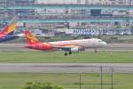 Orange linerさんが、福岡空港で撮影した香港エクスプレス A320-214の航空フォト(写真)