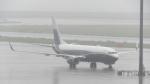 誘喜さんが、中部国際空港で撮影したGama アビエーション 737-8LX BBJ2の航空フォト(写真)