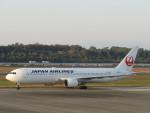 MiyaYuniさんが、熊本空港で撮影した日本航空 767-346/ERの航空フォト(写真)