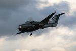 GNPさんが、福岡空港で撮影した海上保安庁 B300の航空フォト(写真)