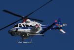 チャーリーマイクさんが、東京ヘリポートで撮影した中日本航空 430の航空フォト(写真)