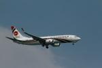 garrettさんが、シンガポール・チャンギ国際空港で撮影したビーマン・バングラデシュ航空 737-8E9の航空フォト(写真)