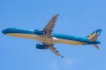 りんきゅーさんが、成田国際空港で撮影したベトナム航空 A321-231の航空フォト(写真)