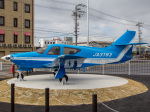 Mame @ TYOさんが、名古屋飛行場で撮影した日本法人所有 Commander 112の航空フォト(写真)