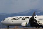 SKY KOCHIさんが、高知空港で撮影した日本航空 737-846の航空フォト(写真)
