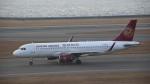 redbull_23さんが、中部国際空港で撮影した吉祥航空 A320-214の航空フォト(写真)