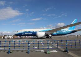 SHIKIさんが、中部国際空港で撮影したボーイング 787-8 Dreamlinerの航空フォト(飛行機 写真・画像)