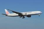 たっくさんが、成田国際空港で撮影したチャイナエアライン 777-36N/ERの航空フォト(写真)